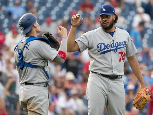 Dodgers-Phillies 1