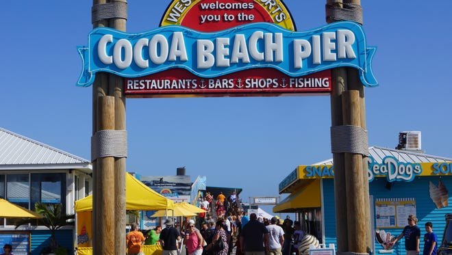 Since 2014, Westgate Resorts officials say they have invested more than $4 million revamping the Cocoa Beach Pier.
