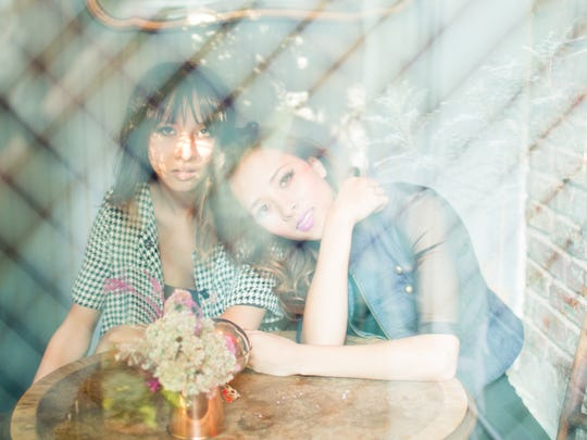 Nalani and Sarina are HIP Music Promo clients and their also at the Saint in Asbury Park on Friday.