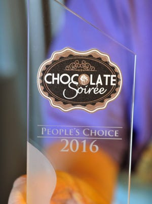 What could be better than being asked to judge a chocolate contest? Cast your ballot by attending the Chocolate Soiree Jan. 20 to benefit Christ Academy.