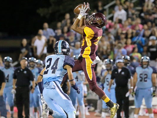 HS Football Andress 4