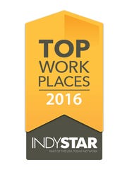 Top Work Places 2016