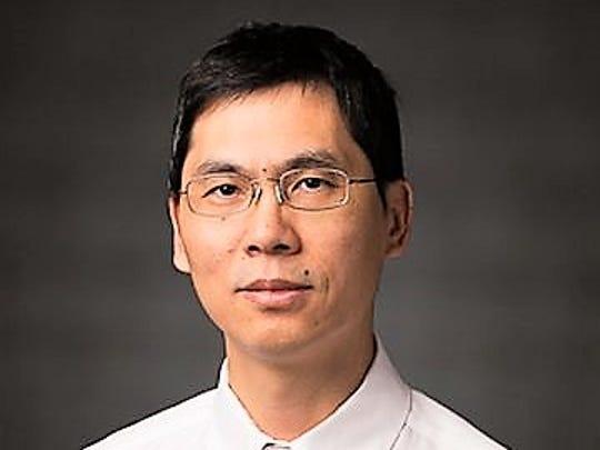 Haoquan Wu,associate professor at the Paul L. Foster School of Medicine in El Paso.