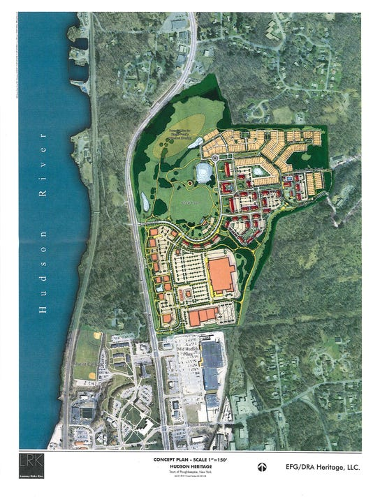 Hudson Heritage plan