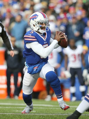 Tyrod Taylor and the Bills start training camp July 30.