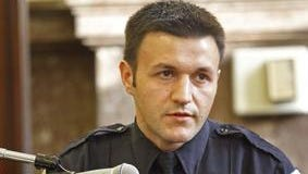 Former officer Mersed Dautovic was convicted of using excessive force after he hit Octavius Bonds in the back of the head with a baton in September 2008.