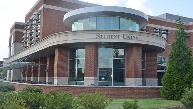The MTSU Student Union will be open from noon to midnight Labor Day (Sept. 5) and other times during the holiday weekend.