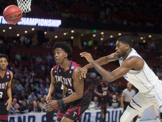 Duke vs Troy