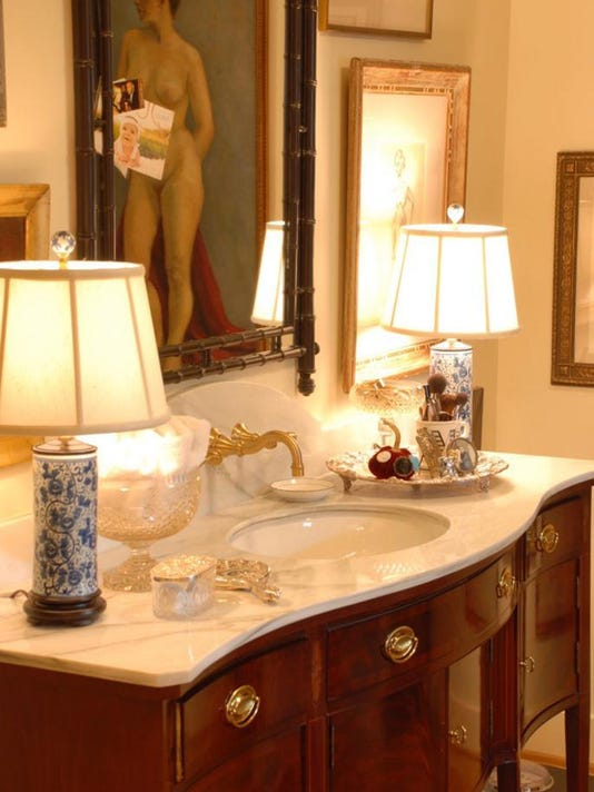style creating a cottage bathroom that s cozy elegant