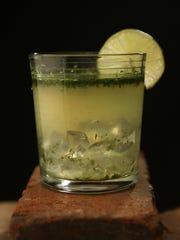 Lime Vodka. (J.B. Forbes/St. Louis Post-Dispatch/TNS)