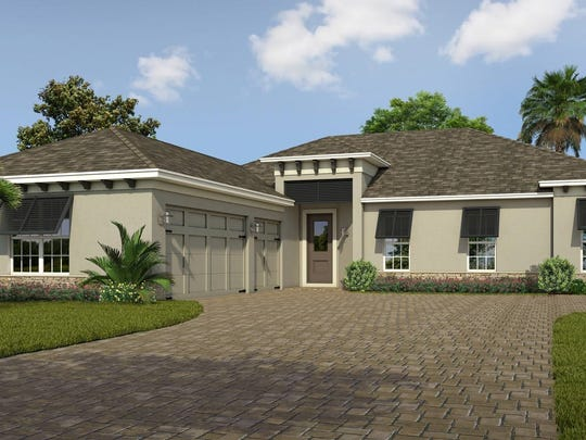 The Ventura in Laguna Village by DiPrima Homes received