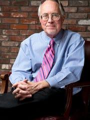 Author David Garrow portrays former president Barack