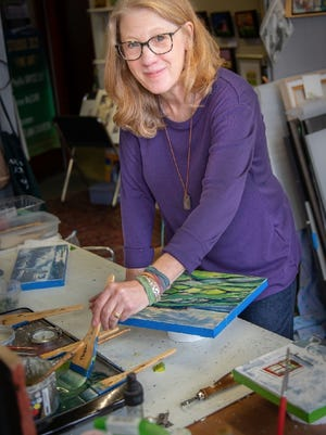Phyllis Bryce Ely is the featured guest artist at Pittsford Fine Art for September.