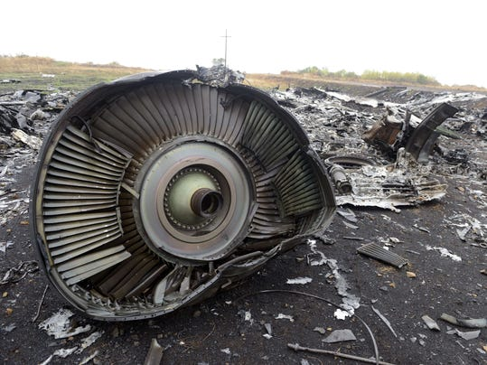 MH17 Malaysia Airlines crash