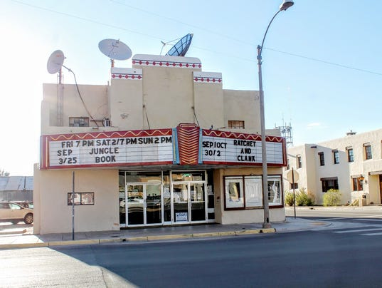 Historic Sands Theater 1