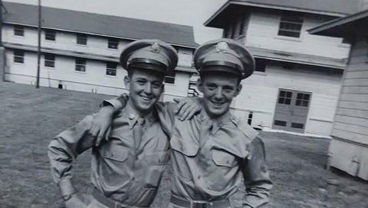 Dear Frances, Love Edward: Alabama airman's forgotten letters find family