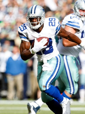 DeMarco Murray scored the go-ahead TD with about three minutes to go.