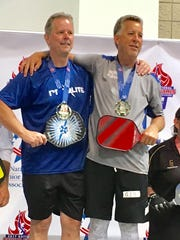 Gold medal 2017 national senior games Birmingham Alabama.