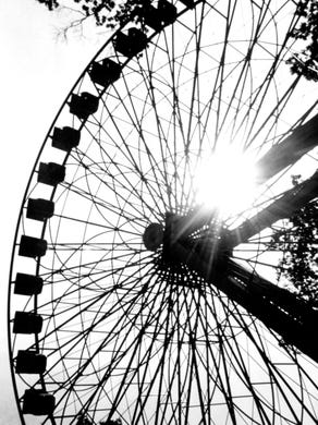 1993: The Big Wheel at Great Adventure.