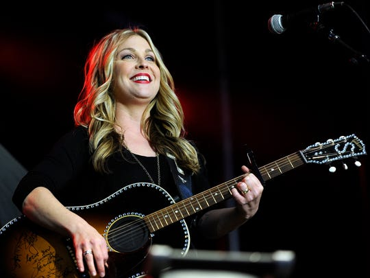 Sunny Sweeney performs at the NRA Country Jam on Broadway.