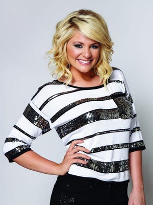 """Lauren Alaina will release a holiday single, """"Grown Up Christmas List,"""" Dec. 10. Proceeds from the track's sales will benefit Special Olympics."""