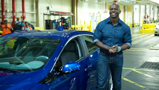 "Terry Crews heads to Detroit for an episode of ""Celebrity Adventure Club."""
