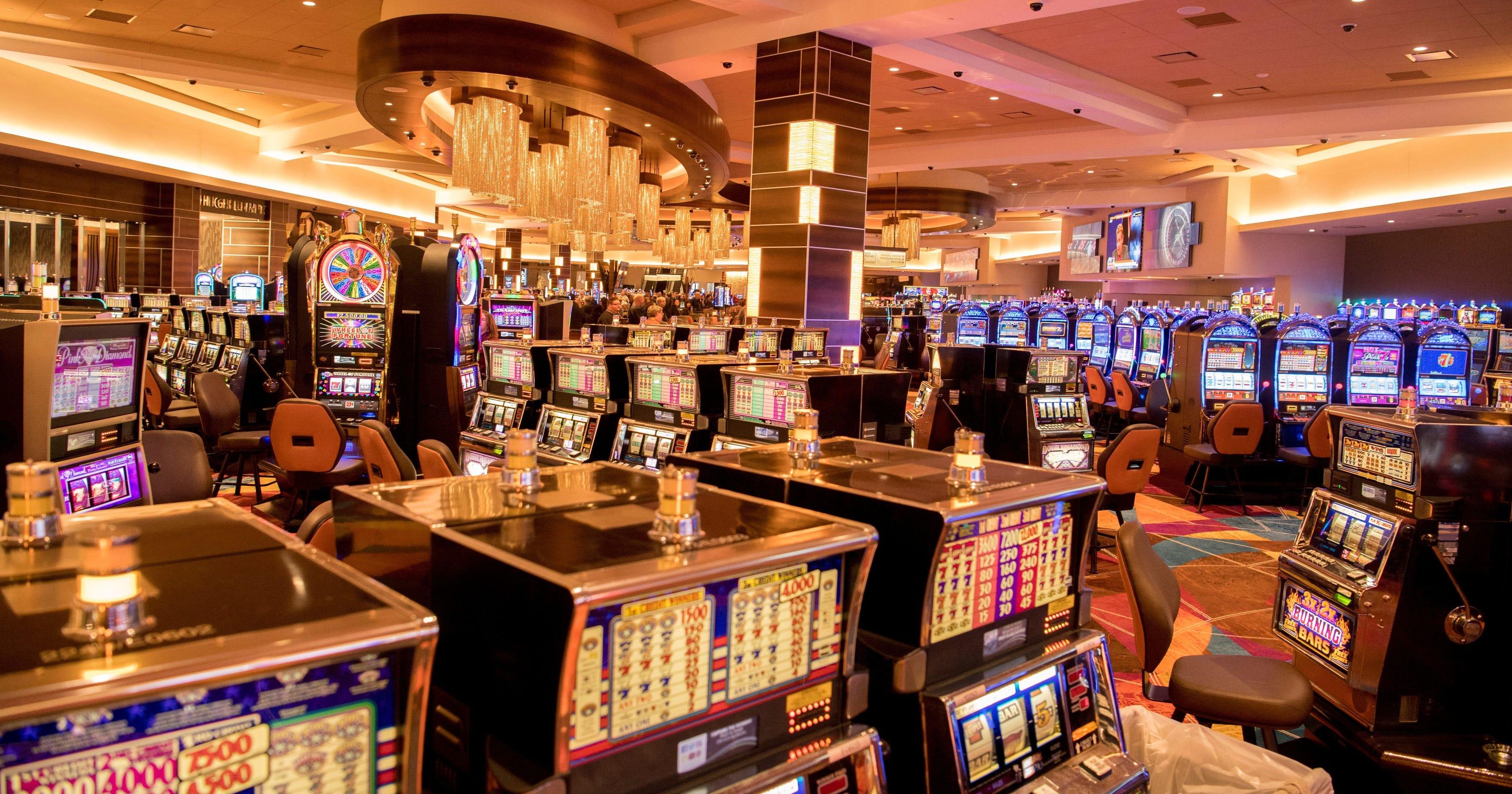 top evansville casino