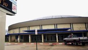 The Rapides Parish Police Jury today approved an agreement with the city of Alexandria on property at the Rapides Parish Coliseum (pictured).