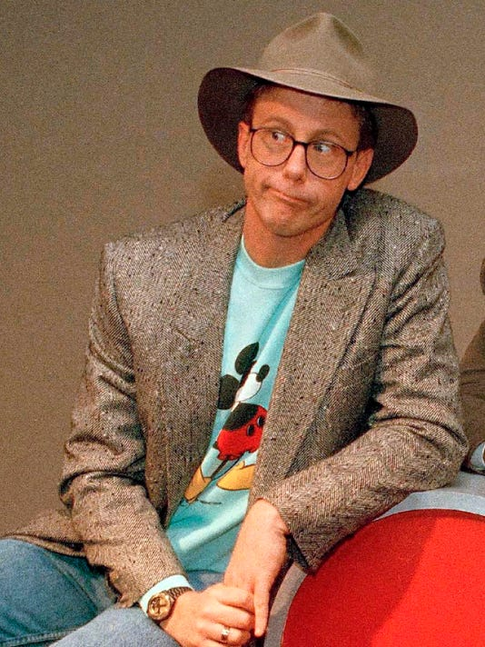 AP OBIT HARRY ANDERSON A ENT FILE USA NY