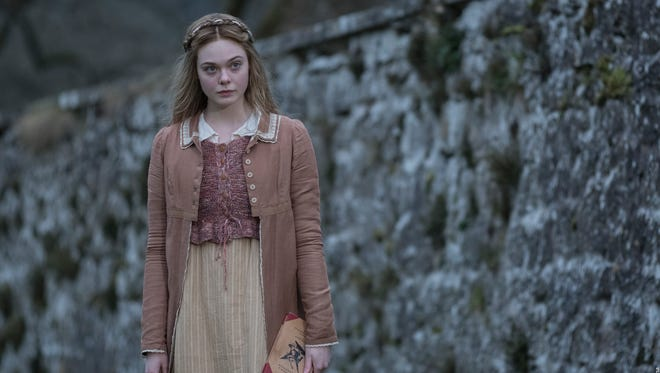 "Elle Fanning plays the title character in ""Mary Shelley."""