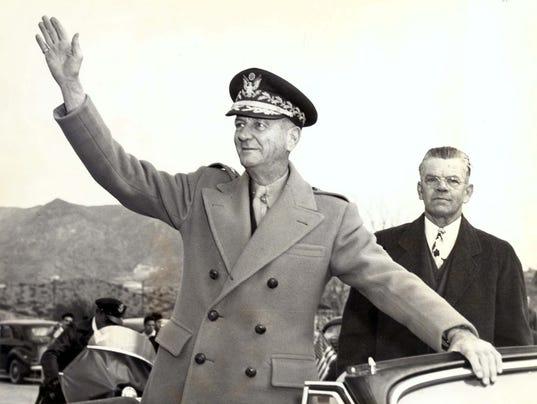 General John Wainwright