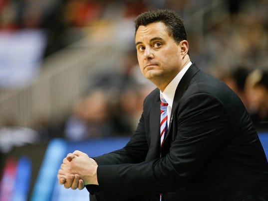 NCAA Basketball: NCAA Tournament-West Regional