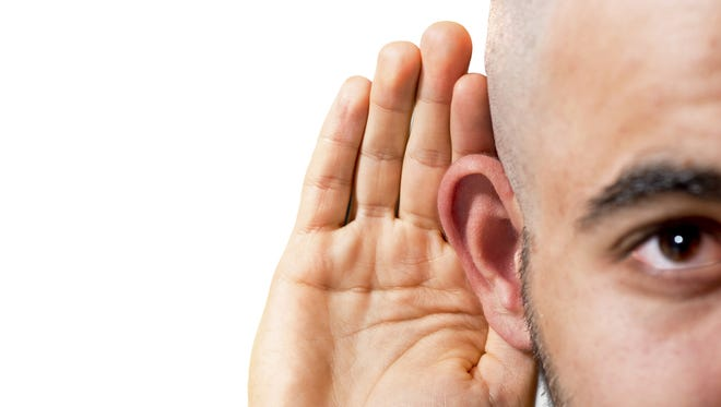 I don't understand While its impact is felt mainly by senior citizens, hearing loss is increasing among baby boomers and young people alike.