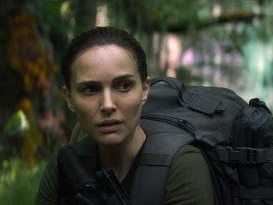 Film Review Annihilation (8)