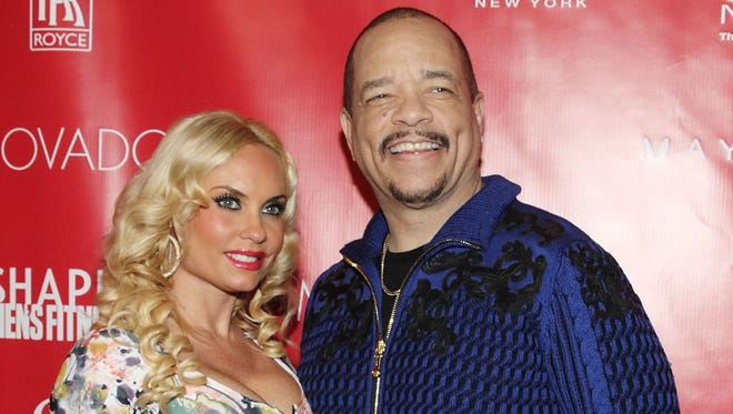 Coco Austin and Ice-T will attend Sunday's Indy 500.