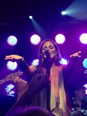 "Belinda Carlisle's most recent studio album, ""Voila,"" was released in 2007."