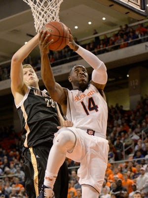 "Auburn guard Antoine Mason is ""most likely"" going to miss Friday's game with Coastal Carolina."