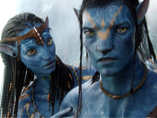 AP FILM AVATAR RE-RELEASE A ENT ZZZ