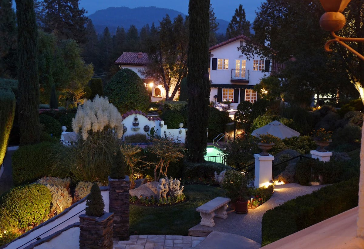 Chateau Du Sureau In Oakhurst, Calif., Has Won A Coveted Spot On AAAu0027s