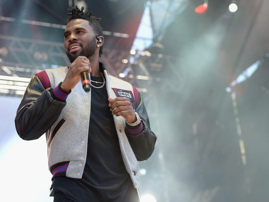 Pop/R&B singer Jason Derulo is taking a break from