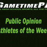 P.O. Athletes of the Week, April 17-22