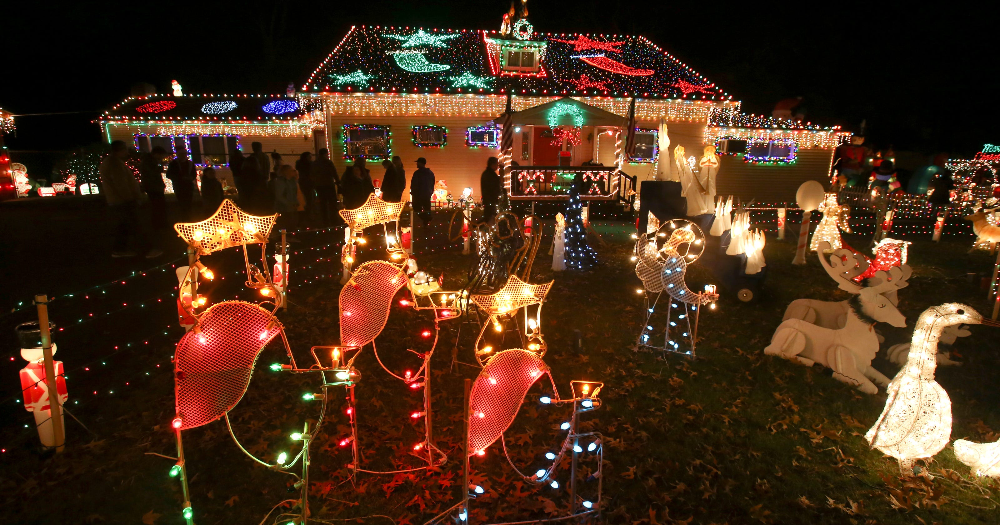 delawares best christmas light displays 2017 where to go