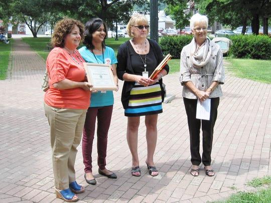 ELM 082614 breast feeding awards prov.JPG