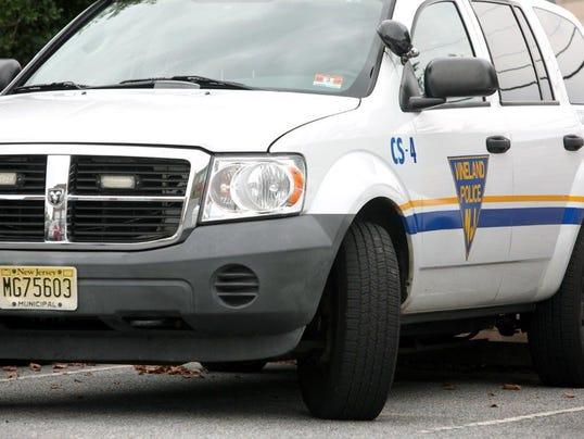 Vineland police for dec 16 for Motor vehicle vineland nj