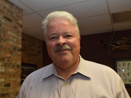 Jay Luneau won nearly 60 percent of the vote Oct. 24 to be elected senator-elect in Senate District 29,