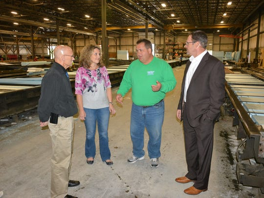 Northeast Precast LLC announced plans to expand this