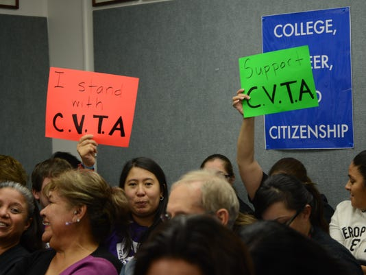 CVTA negotiations