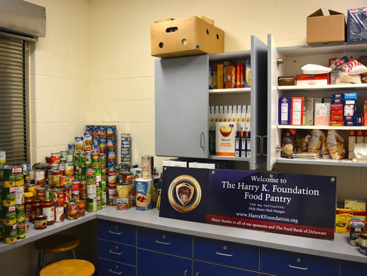 Knights Pantry 1