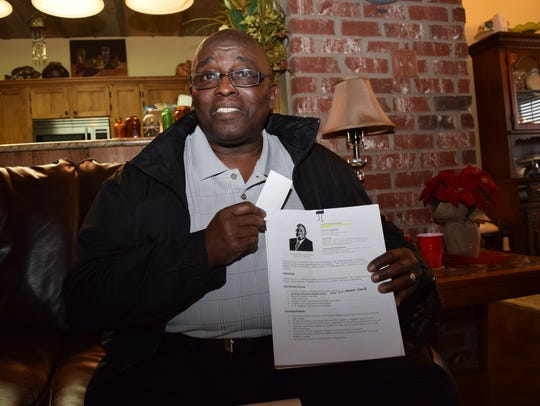 Former state Rep. Herbert Dixon talks about his new