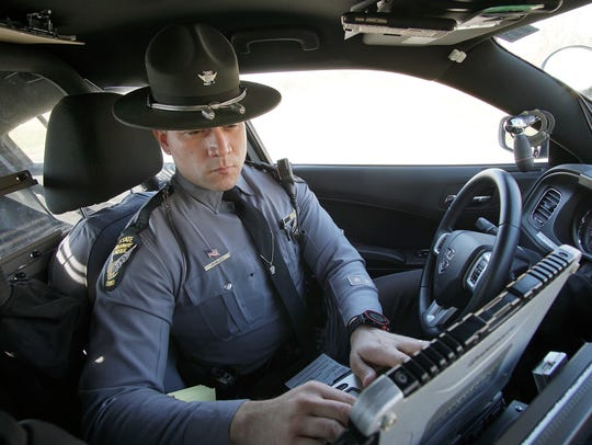 Trooper Shaun Robles of the Ohio Highway Patrol writes
